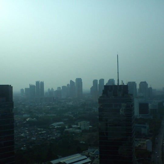 Photo taken at BPMIGAS Kantor Pusat by Hanung F. on 9/19/2012