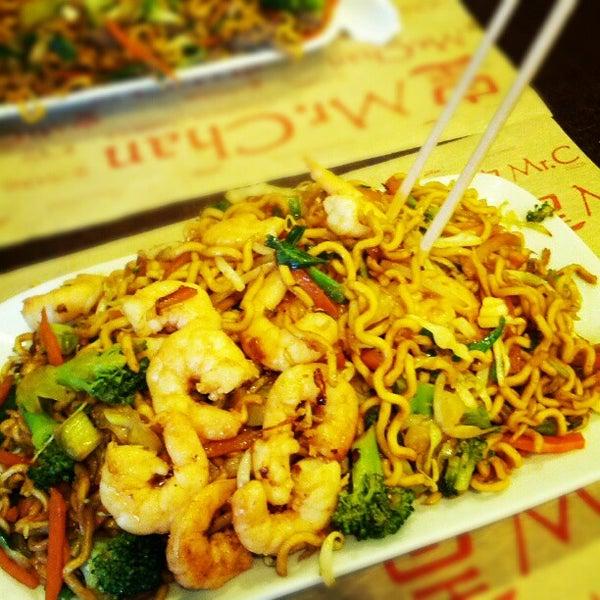Photo taken at Mr. Chan Express by Kim A. on 9/26/2012