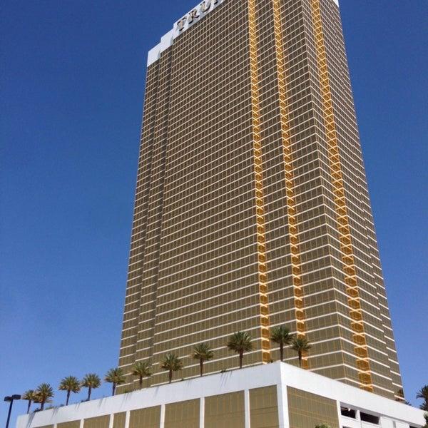 Photo taken at Trump International Hotel Las Vegas by Danny C. on 5/19/2013