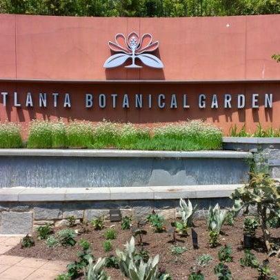 Photo taken at Atlanta Botanical Garden by Ray S. on 5/1/2012