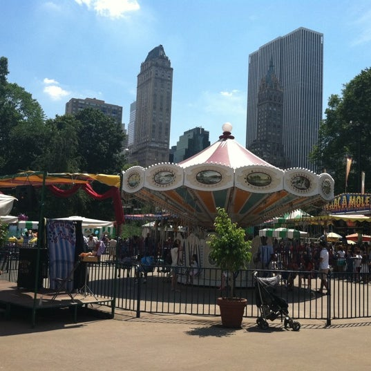 Victorian Gardens Amusement Park Theme Park In New York