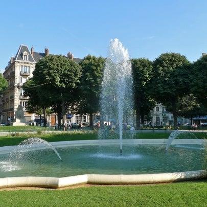 Lieux agr ables grenoble - Restaurant jardin de ville grenoble ...