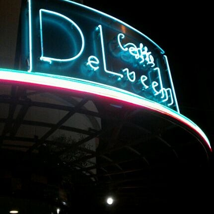Photo taken at Caffe DeLucchi by Taryn M. on 11/5/2011