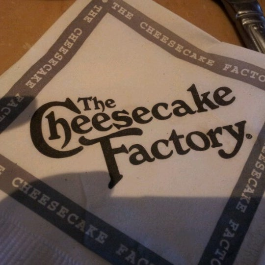 Photo taken at The Cheesecake Factory by Renee E. on 7/8/2012