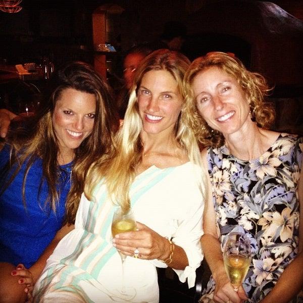 Photo taken at JoJo Bistro & Wine Bar by T.C. P. on 7/8/2012