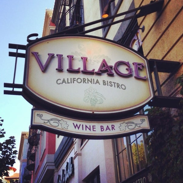 Photo taken at Village California Bistro & Wine Bar by Tony.psd on 6/30/2013