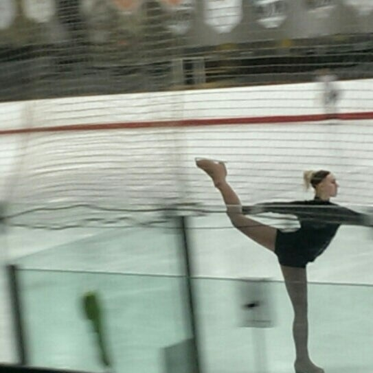 Photo taken at San Diego Ice Arena by Lisa K. on 11/20/2015