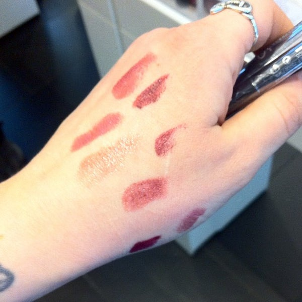 Photo taken at Sephora - Soho by Kate T. on 12/1/2012