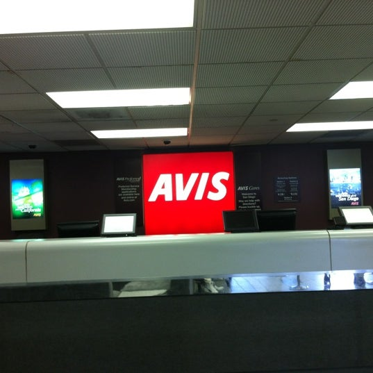 Avis Car Rental Midway Airport