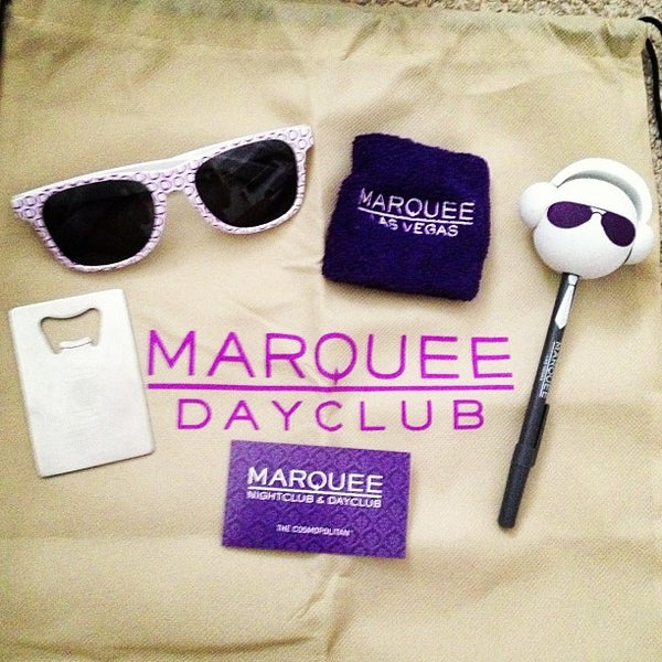Photo taken at Marquee Nightclub & Dayclub by Swake L. on 5/14/2013