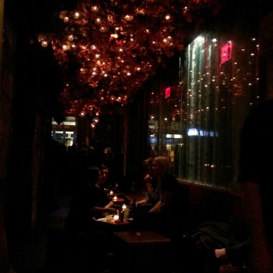 Photo taken at Aspen Social Club by Tiffany on 1/18/2014