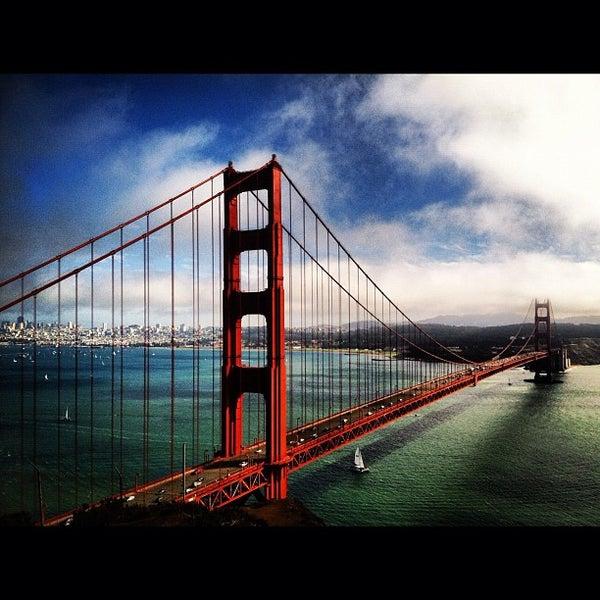 Photo taken at Vista Point by Alisia on 10/7/2012