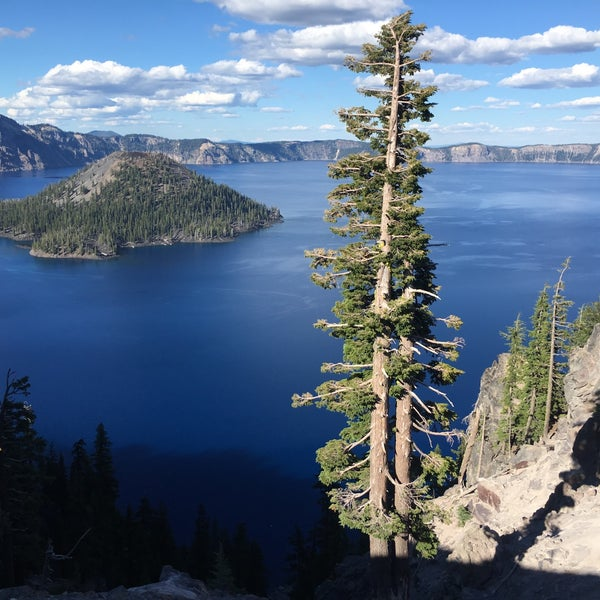 Photo taken at Crater Lake National Park by Sergey R. on 8/14/2016