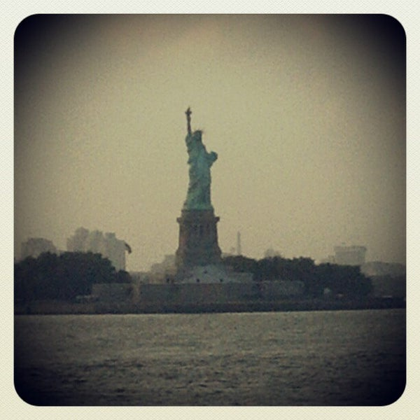 Photo taken at New York Harbor by InfiniteChris on 9/22/2012