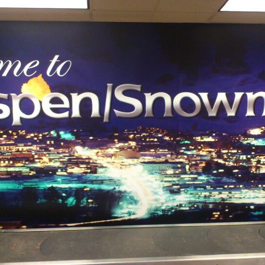 Photo taken at Aspen/Pitkin County Airport (ASE) by Oleg T. on 3/1/2013