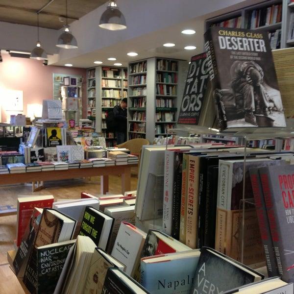 London Review Bookshop Cafe Menu