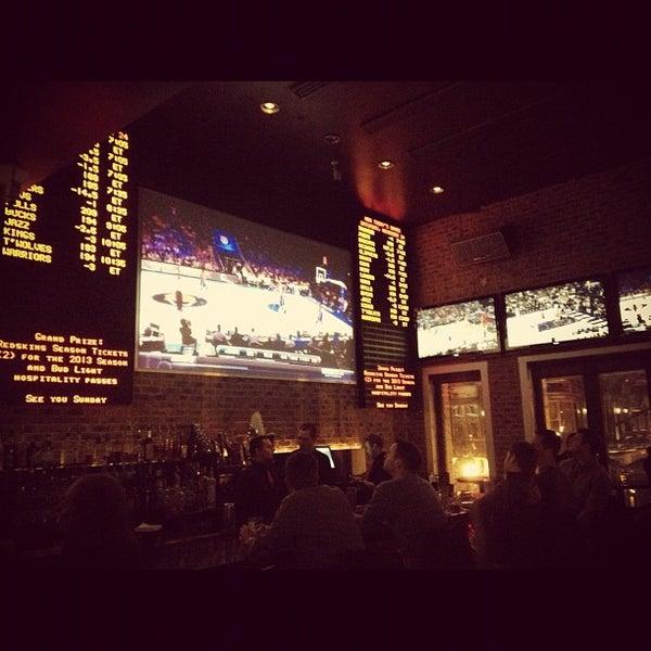 Photo taken at Redline by Forrest K. on 11/24/2012
