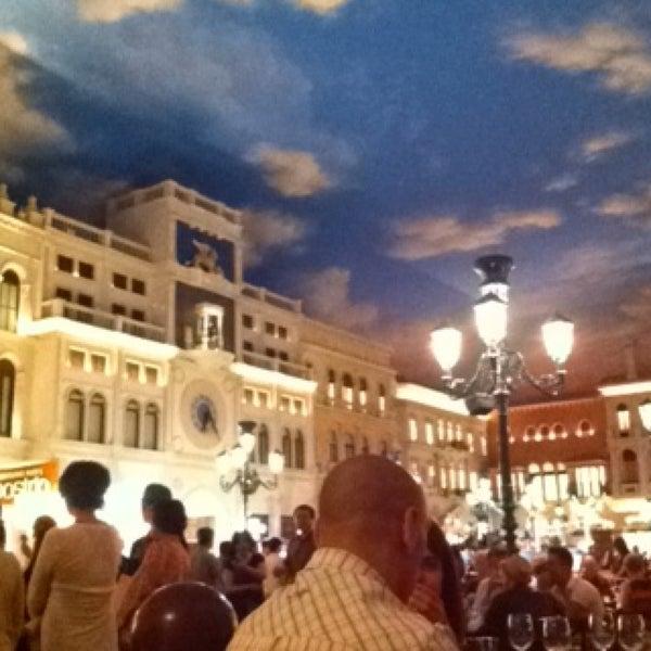 Photo taken at Otto Las Vegas by Jack on 6/26/2013