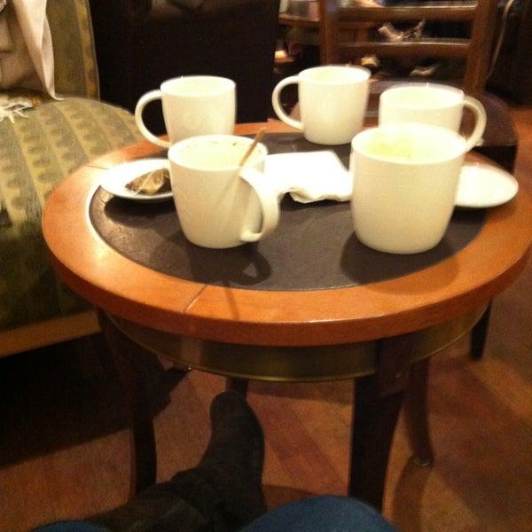 Photo taken at Starbucks by Burcu on 2/15/2013
