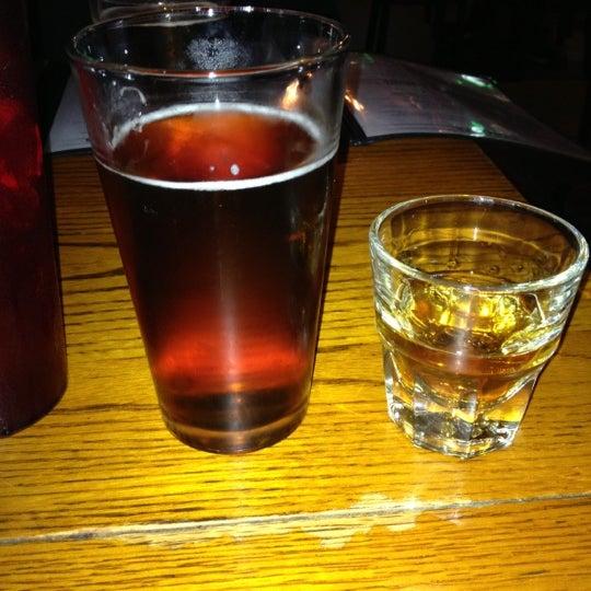 Photo taken at Manuel's Tavern by Rodney on 10/7/2012