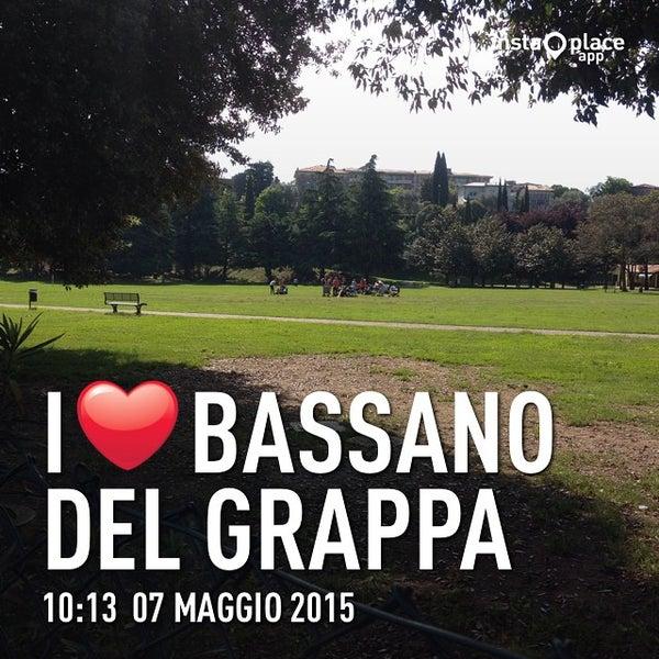 Photo taken at Parco Ragazzi del '99 by Corri Mamma Corri! on 5/7/2015