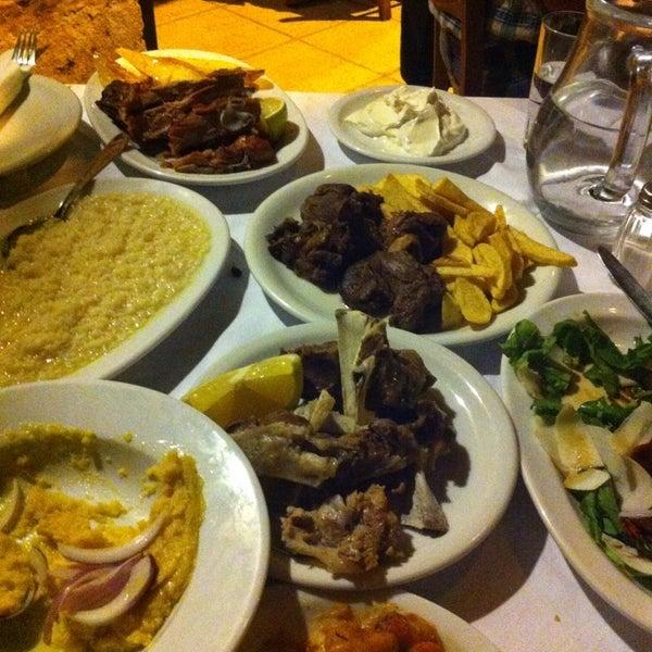 Cretan restaurant in - Cuisine cosy fly ...