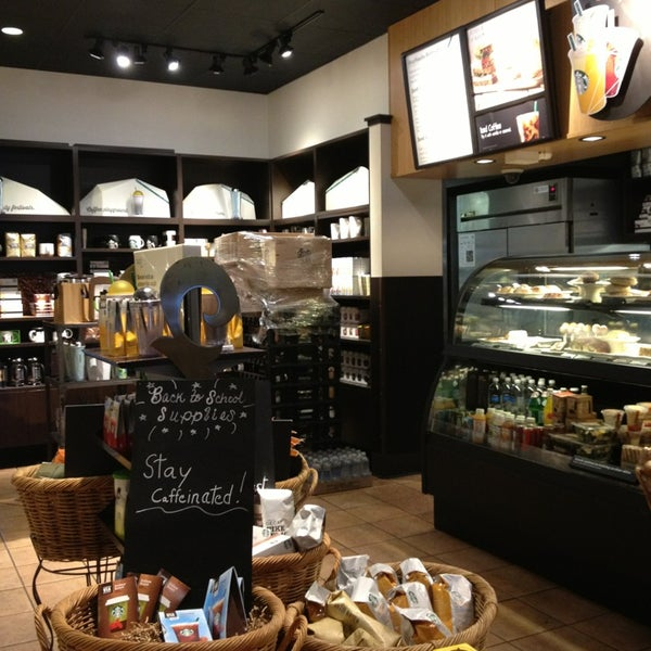 Photo taken at Starbucks by Devon H. on 8/19/2013