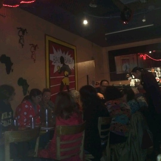 Photo taken at Little Baobab by Olga T. on 12/2/2012