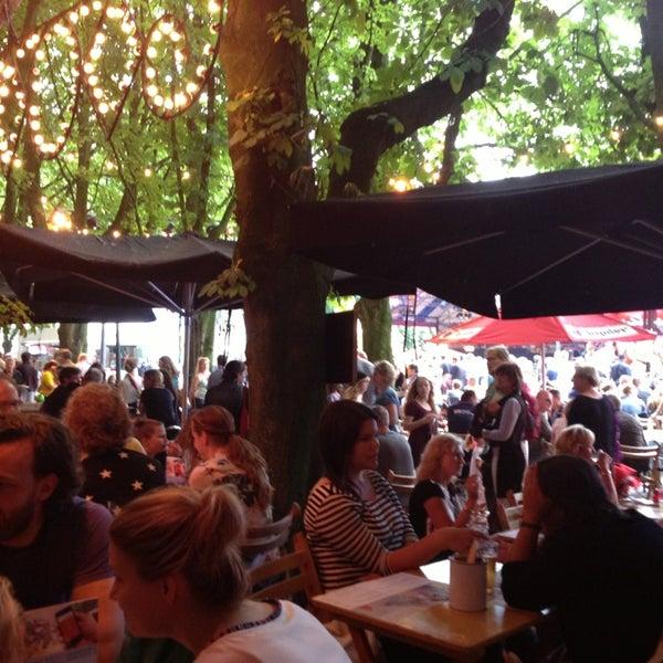 Photo taken at Festivalplein Theaterfestival Boulevard by Triz on 8/10/2014