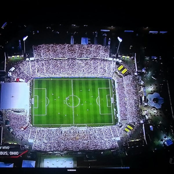 Photo taken at MAPFRE Stadium by JRA on 9/11/2013