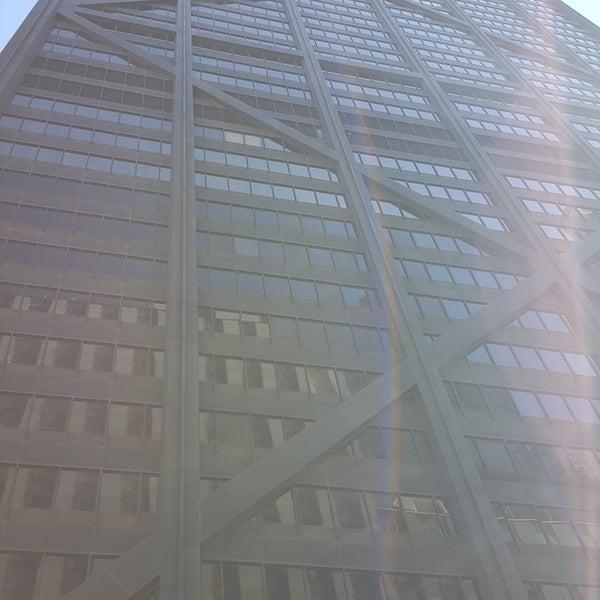 Photo taken at John Hancock Center by Ron W. on 8/22/2016