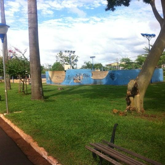 Photo taken at Parque Ecológico Maurilio Biagi by Gustavo L. on 11/10/2012