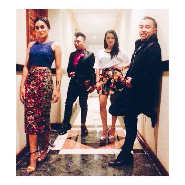 Photo taken at Hotel Gajahmada Graha by dina p. on 5/10/2015