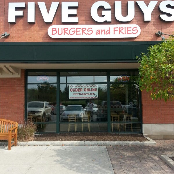 indianapolis guys 58 reviews of five guys just went for my first time and got a cheeseburger on a lettuce bun it was fantastic all burgers are well done but very very juicy.