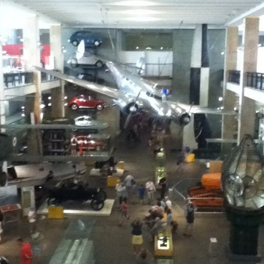 Photo taken at Science Museum by Gabriela on 7/9/2013
