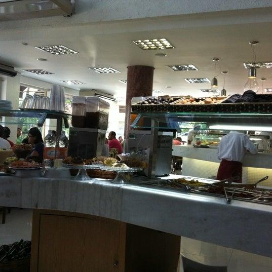 Photo taken at Paris Confeitaria e Café by EduCarioca on 10/28/2012