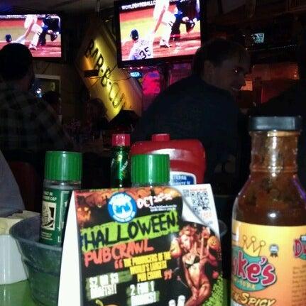 Photo taken at Duke's by Scott G. on 10/25/2012