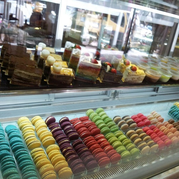 Photo taken at Clairmont Patisserie by Moez on 4/13/2013