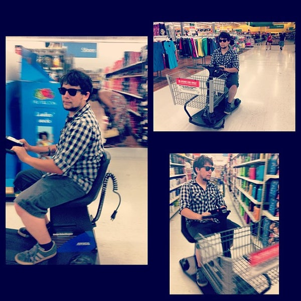 Photo taken at Walmart Supercenter by Eesha P. on 7/7/2013