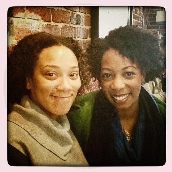 Photo taken at Midtown Crêperie & Café by Bliss G. on 12/29/2012