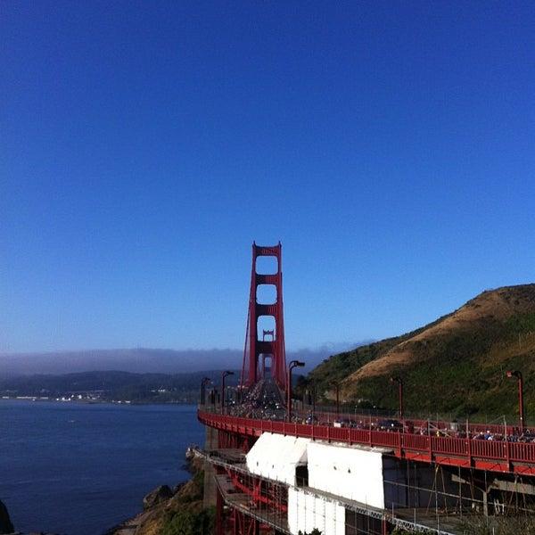 Photo taken at Vista Point by hizKNITS S. on 6/16/2013