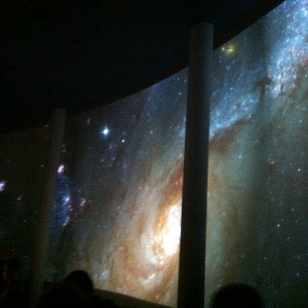 Photo taken at Morrison Planetarium by David W. on 7/20/2014