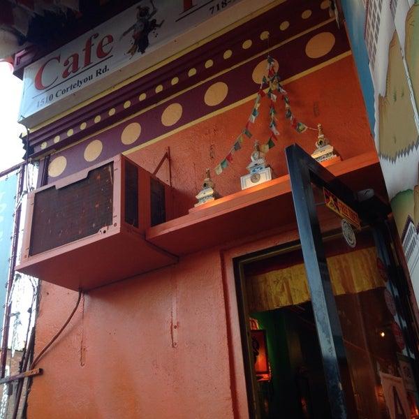 Photo taken at Cafe Tibet by Yosef Y. on 6/5/2014