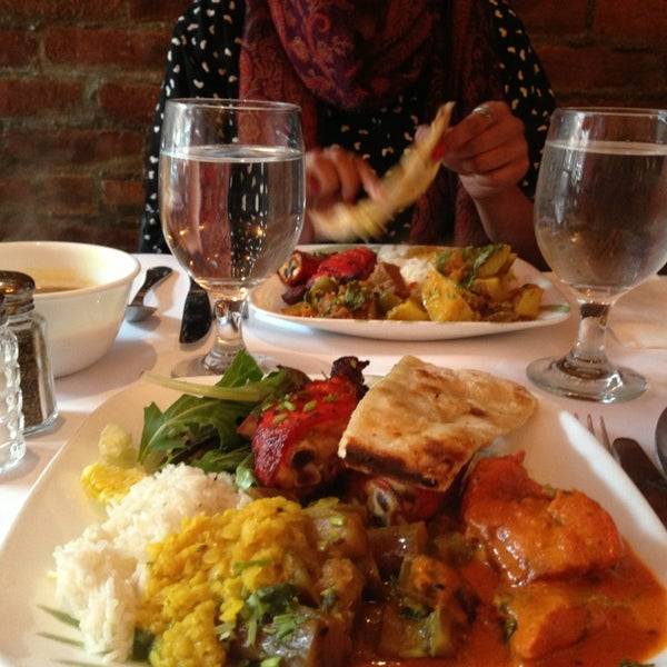 aaheli indian restaurant in new york