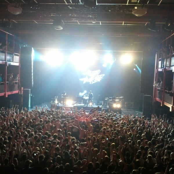 Photo taken at AB Ancienne Belgique by Gregory B. on 3/13/2013