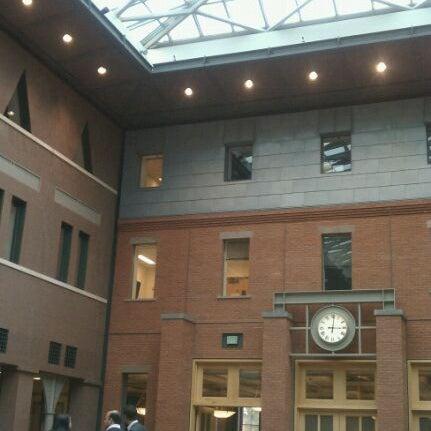 Photo taken at Sage Hall by Benjamin M. on 9/6/2011
