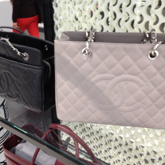 Photo taken at CHANEL Boutique by Jessica on 9/30/2012