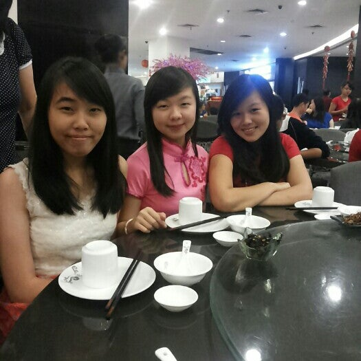 Photo taken at May Star Restaurant by Meilindhaa C. on 1/31/2014