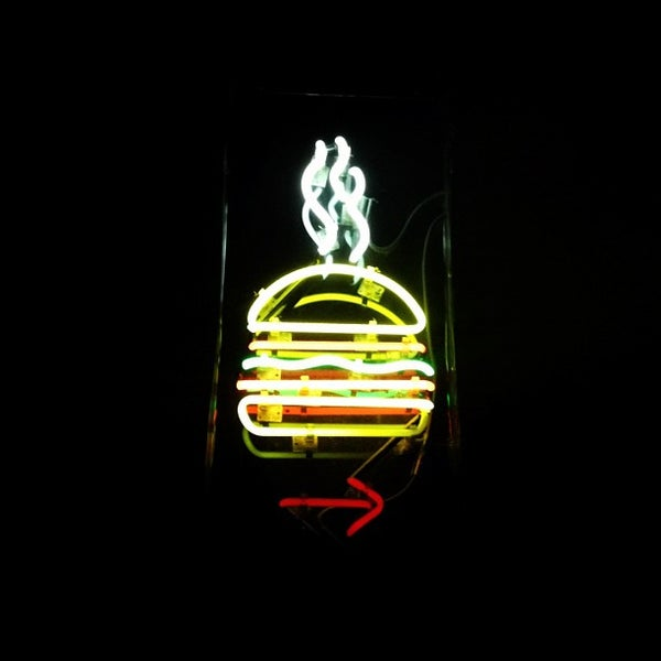 Photo taken at Burger Joint by Daniel k. on 12/4/2012