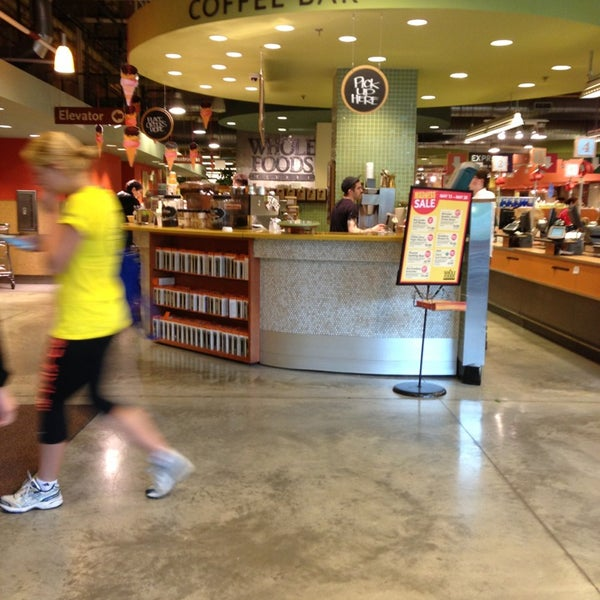 Photo taken at Whole Foods Market by Bobby A. on 5/24/2013